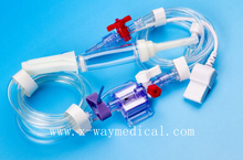 Disposable Invasive pressure transducer for BD Abbot