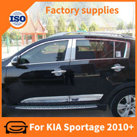 Window Moulding Trims for Sportage 2010+