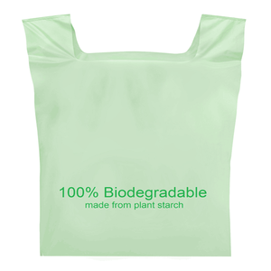 En13432 certified printed sac biodegradable,biodegradable sachet