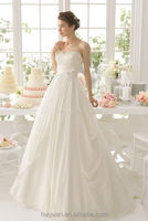 charming lace beaded ball gown low back out informal wedding dresses