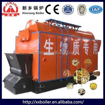Low Pressure Dzl Series Horizontal Industrial Biomass Boiler For ...