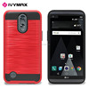 IVYMAX wholesale good quality dual layer protector para celulares for LG LV5