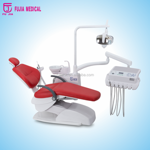 Fujia has economic dental unit price supply in China hydraulic dental chair unit dental equipment