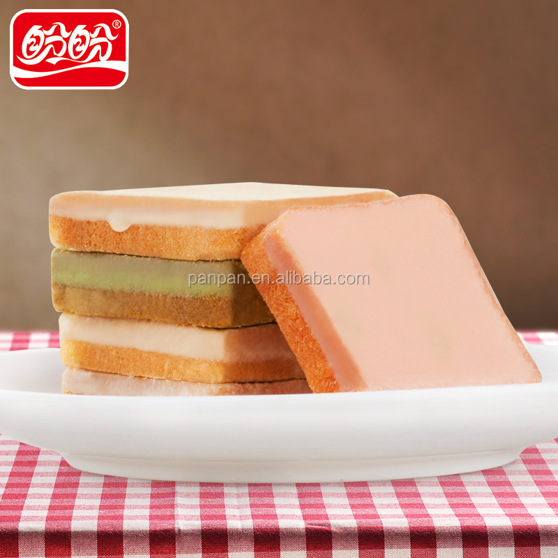 Cookie Manufacturers Panpan Delicious Cream Biscuits Cookies Dry Cake