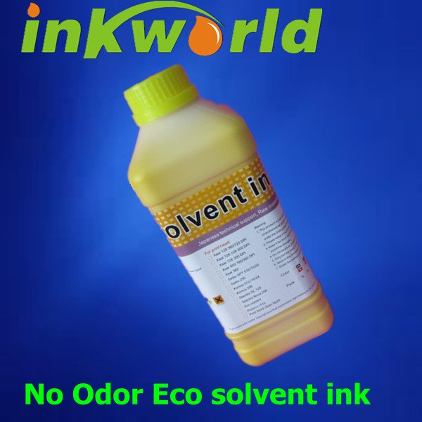 Eco solvent ink for Epson EPS 3200 head, support 2pass printing