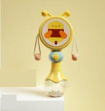 Детские музыкальные погремушки Beiens, игрушка для умственного захвата, пластиковая погремушка с колокольчиком, забавные обучающие игрушки д...(Китай)