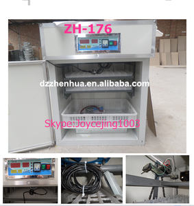 New condition and over sea service provided industrial incubator 176 eggs (Mob/whatsapp:0086-15266968635)