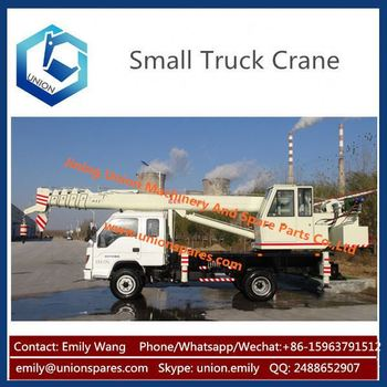 Made In China 12 Ton Mobile Crane,8 Ton 10 Ton Mobile Truck Crane ...