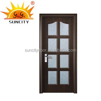 Sc P028 Sun City Pvc Glass Door Design Kerala Door Best Wood Door