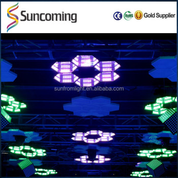 panel background ceiling diy led hanging mirror infinite effect