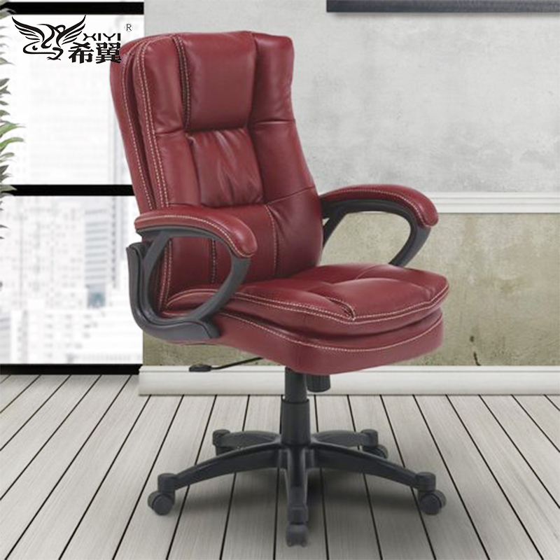 2017 luxury high back boss office chairs leather executive