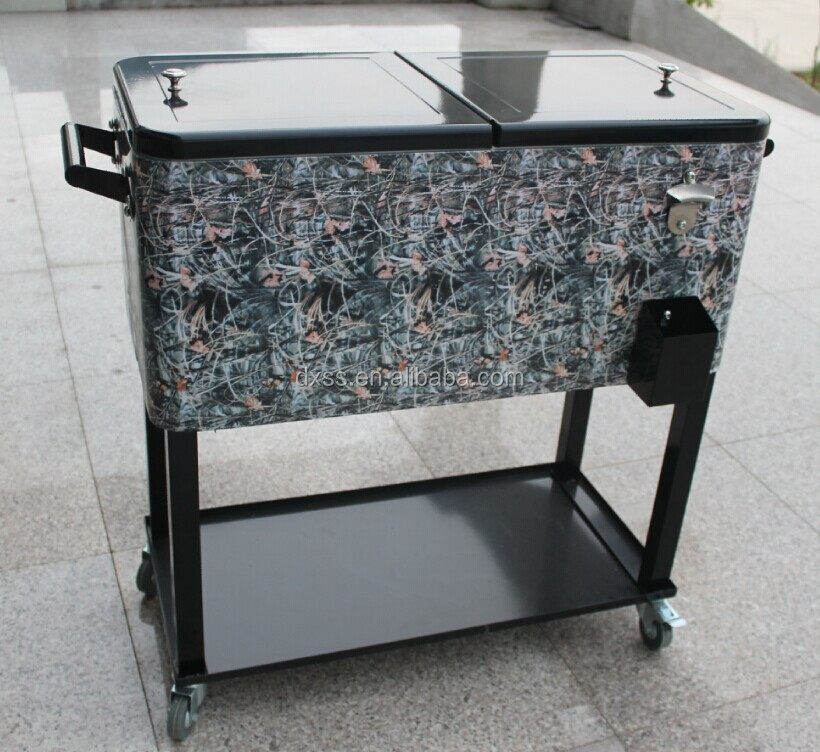 Rolling Patio Cooler Cart, Rolling Patio Cooler Cart Suppliers And  Manufacturers At Alibaba.com