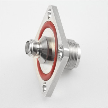 Tnc To Sma Female To Female Flange With Seals Coaxial