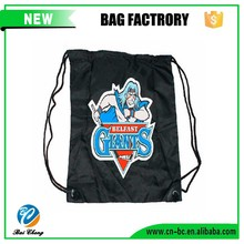 Wholesale promotional silk drawstring bag in cheap pice