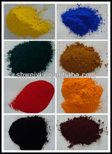 WEIYI pigment yellow 3 color pigment powder used for Printing pigment Textile Printing