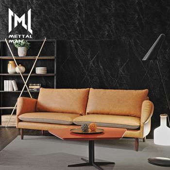 Fine Comfortable Furniture Orange Synthetic Leather Sofas Set Suite Unique Living Room Modern Leather 2 Seater Fancy Sofa Buy Modern Leather Spiritservingveterans Wood Chair Design Ideas Spiritservingveteransorg