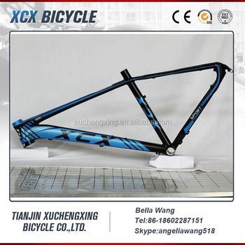 26/27.5/29er Aluminium Alloy 6061 Mountain Bicycle/bike Frame Xc ...