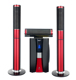 Home Theater Multimedia Speaker With FM Radio DH3 Jerry Power Wireless Hifi Audio Karaoke System