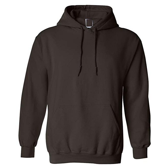 Men's heavy blend fleece adult pullover  hooded sweatshirts
