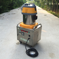 high pressure water pump mobile electric car wash machine