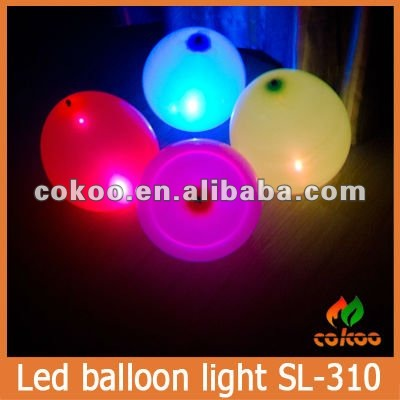 100pcs Led Flash Balloons LED Balloon Glow In The Dark Sky Lanterns Happy Birthday Decoration globos Party Balloons