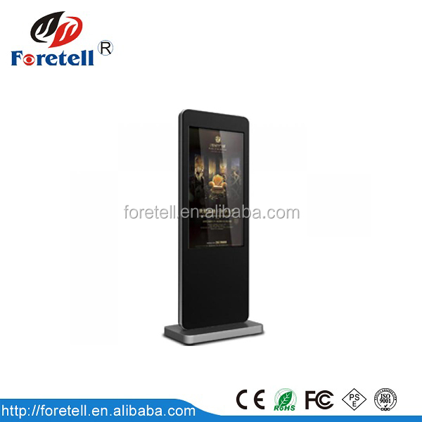 42Inches Digital Signage LCD Advertising Display with Different Enclosures