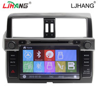 Touch screen car dvd player for Renault Fluence Car radio with SIM card bluetooth TV tuner for toyota new pardo 2012