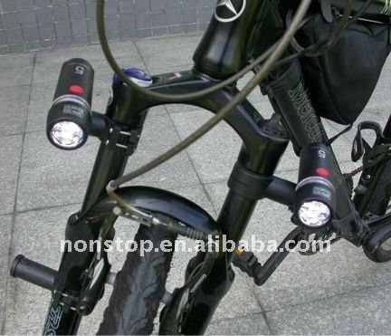 LED Bike Front Lights