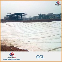 Bentonite Geosynthetic Clay Liner GCL For Sealing Solution