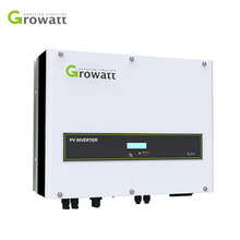 IT-259 Growatt 9KW 400 V Fábrica de Alta Eficiência Inteligente Growatt On Grid 10kw 11kw 8KW Corda 3 Fase inversor Solar