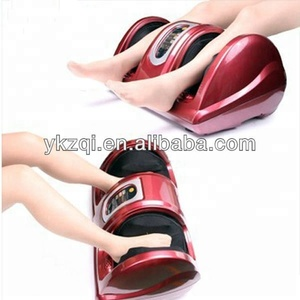 Newly Electronic Rolling Foot Calf Massager Vibrator