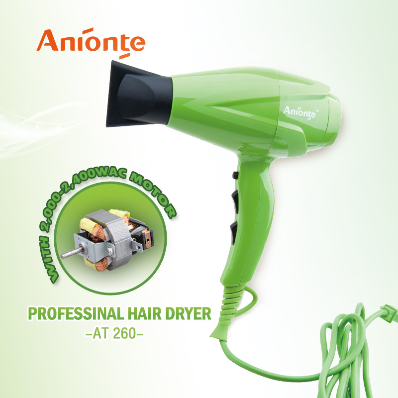 Professional Compact AC Hair Dryer Fahion Hand Hair Dryer Professional