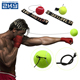 Training Improve Boxing Punch Exercise Gym Fitness Head Band Boxing Fight Reflex Speed Ball