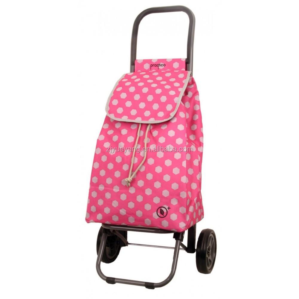 d366628d459 Yy-40e36 Wheel Bag Trolley Market Trolly
