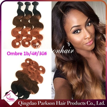 Brazilian human hair sew in weave 1b 4 30 colored three tone hair brazilian human hair sew in weave 1b 4 30 colored three tone hair weave body wave pmusecretfo Images