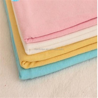 China fabric supplier 50s free cut single jersey spandex lycra fabric wholesale Lenzing modal fabric for underwear