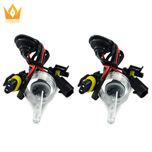 White Headlight Fog Bulb Xenon HID H7 55W HID Bi Xenon Light