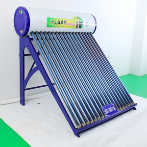 three-target tube 150L intergrated solar water heater