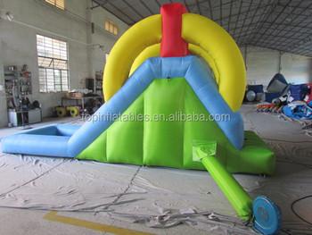 top jr backyard oxford inflatable water slide for kids buy