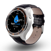 2015 smart watches/round bluetooth female and man watch made in china hot all over the world