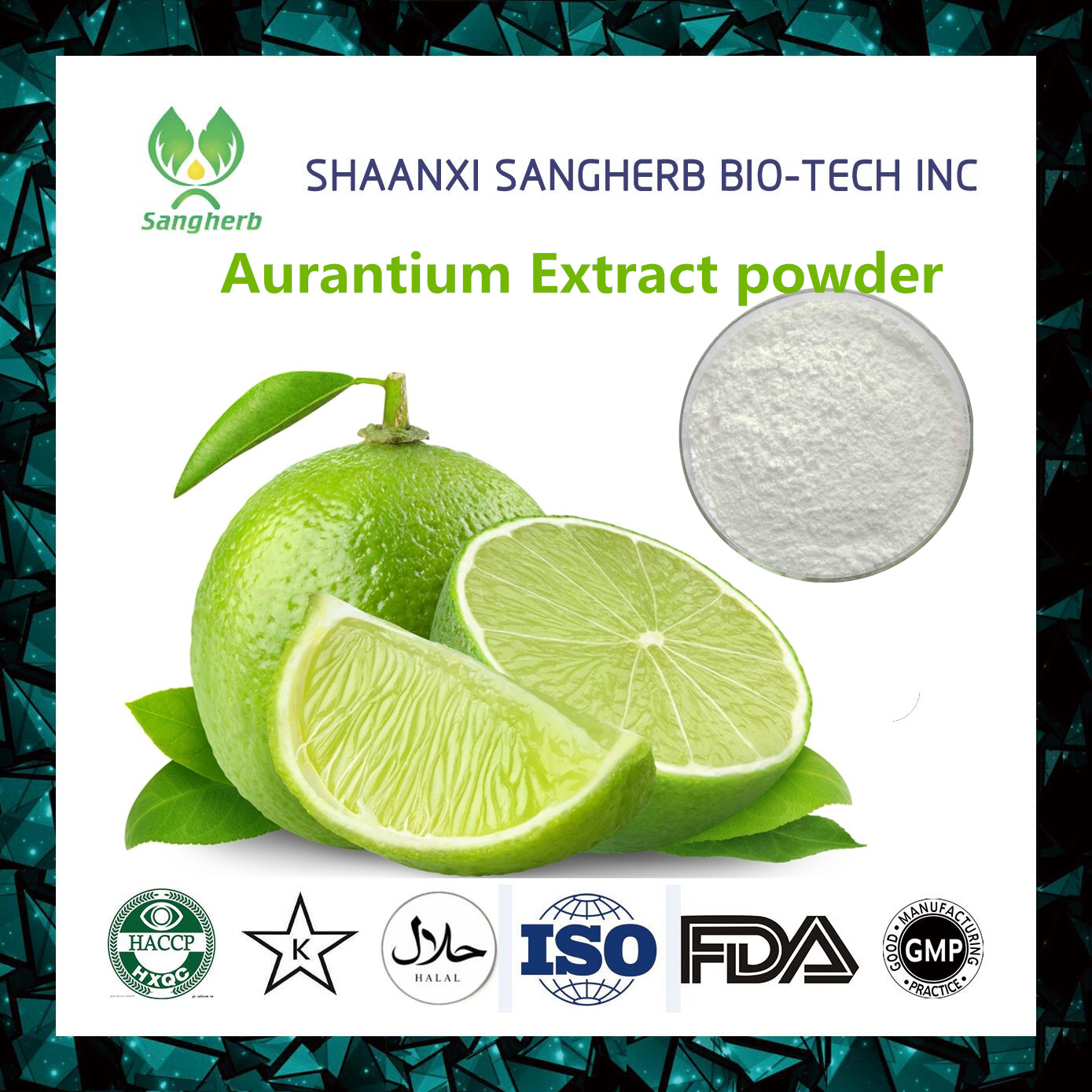 Citrus aurantium fruit Extract NHDC made in China
