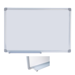 modern 60x90cm dry erase wall mounted magnetic whiteboard from manufacturer standard size