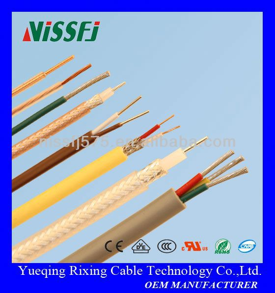 UL series high temperature resistant wire electronic wire teflon flat cable