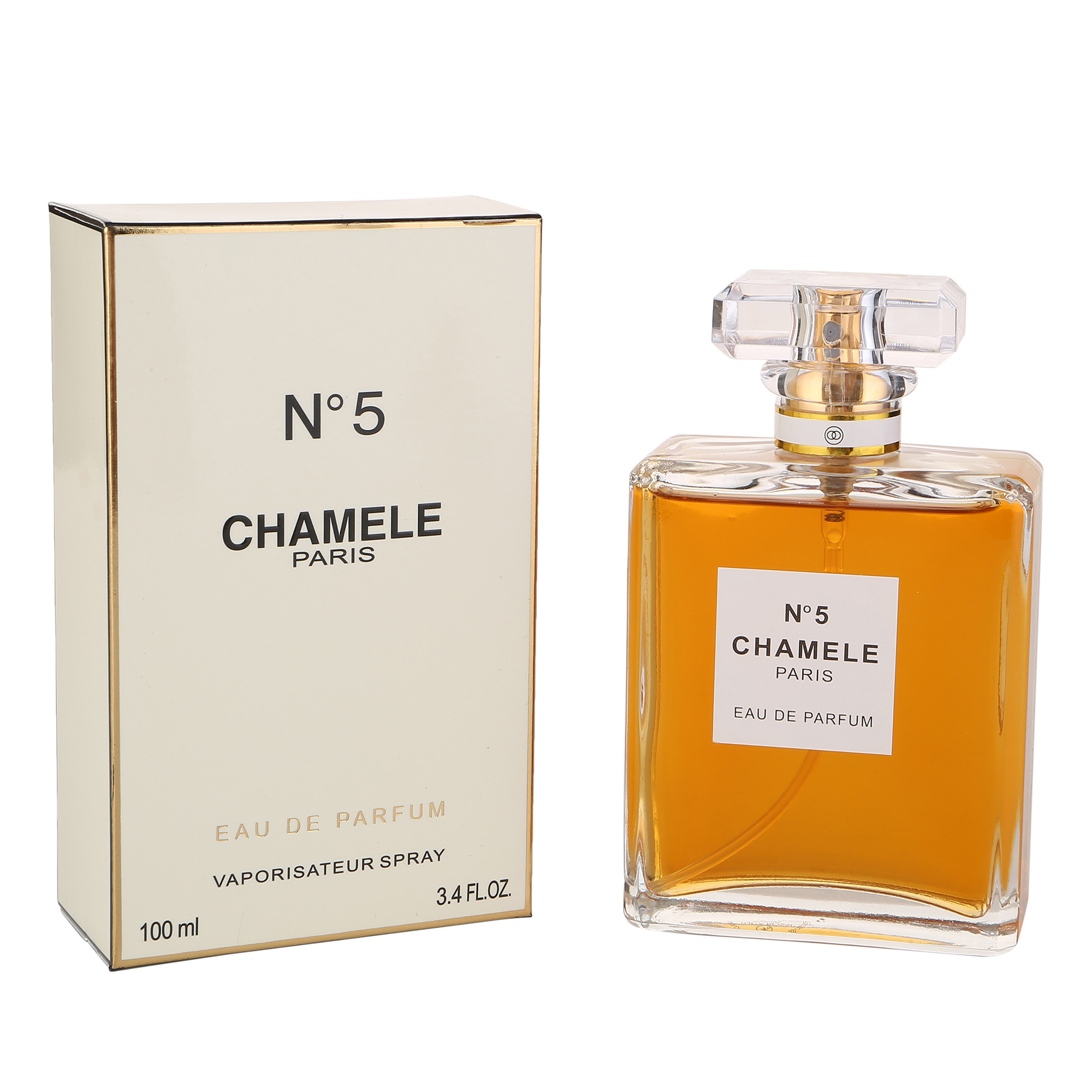 Alibaba.com / JY3523  Good Quality 100ml Chamele Perfume Luca Bossi for Women