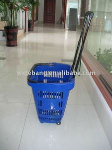 New style supermarket hand cart