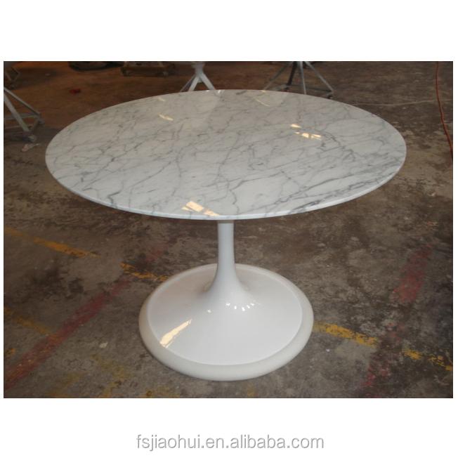 Replica Designer Furniture Eero Saarinen Tulip Table Marble Top Dining Round