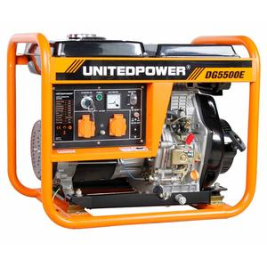 5kw air cooled small Portable Diesel Generator