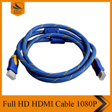 High Speed Long HDMI Cable 1.5m 3m 5m 10m 15m 20m support 1080P 4K 3D Ethernet for Xbox PS3 HDTV