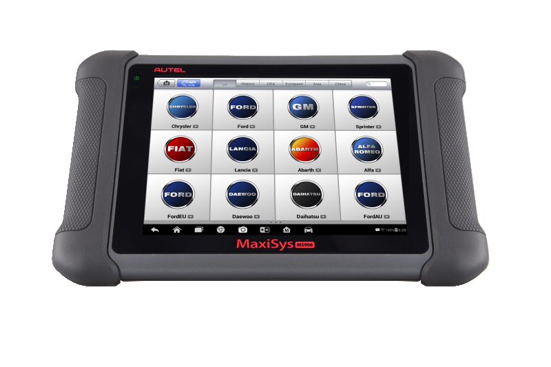 New product 2017 Autel MaxiSys MS906 Automotive Diagnostic System Full Package MS906 Powerful than MaxiDAS DS708 Update Online