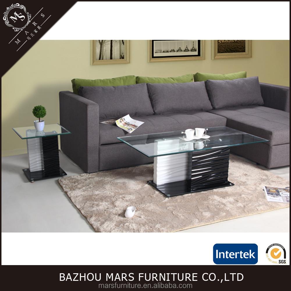 Center Tables For Living Room Modern Living Room Wood Glass Living ...